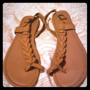 Rampage sandals size 10